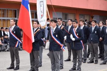 Ceremonia de Cambio de Portaestandartes 2019