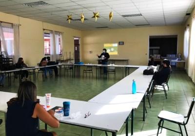 COLEGIO EL SALVADOR INICIA AÑO ESCOLAR 2021