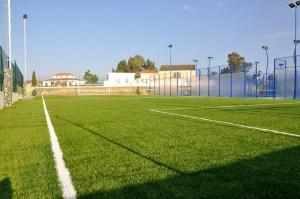 Pista de fútbol 7