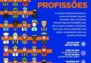 XI I Feira de Profissões
