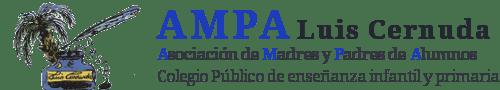 Colegio público Luis Cernuda de Elche logo