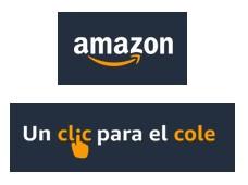 Si compras en Amazón puedes ayudar al Colegio
