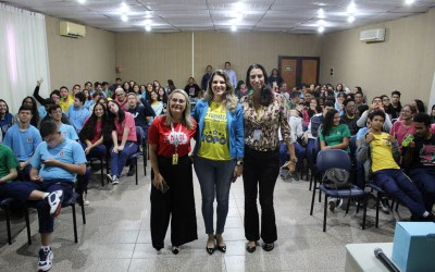 Palestra sobre Cyberbullying
