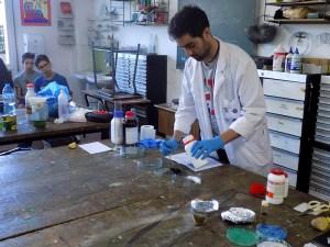 actividades colegio San Fernando vigo