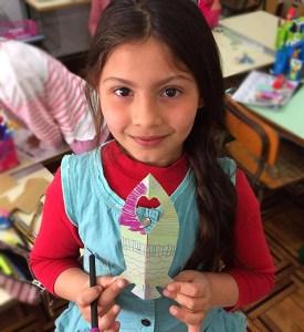 alumna escuela de infantil Vigo