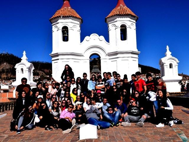 1º Viaje de promoción al Salar de Uyuni