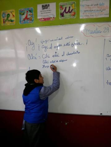 Desarrollo de Habilidades. y participación en el aprendizaje de nuestros niños...