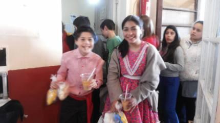 Maximiliano y Adiley