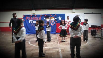 baile nortino (1ero básico)