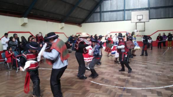 todos bailado el baile nacional..
