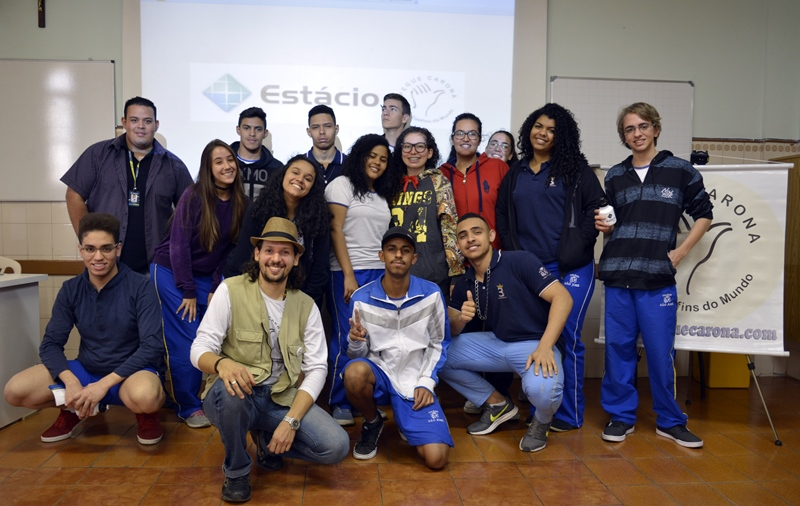 Projeto Encontro nas Escolas no CSJBH