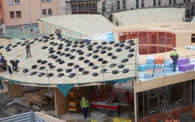 Se construye el primer ciclo de Infantil en Vitoria: EDUCANDO CON SENTIDO