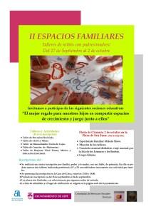 cartel Espacios Familiares jpg 2015