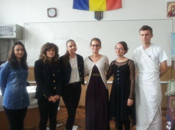 """Colegiul Național """"Grigore Ghica"""" Dorohoi - Împreună în Europa"""