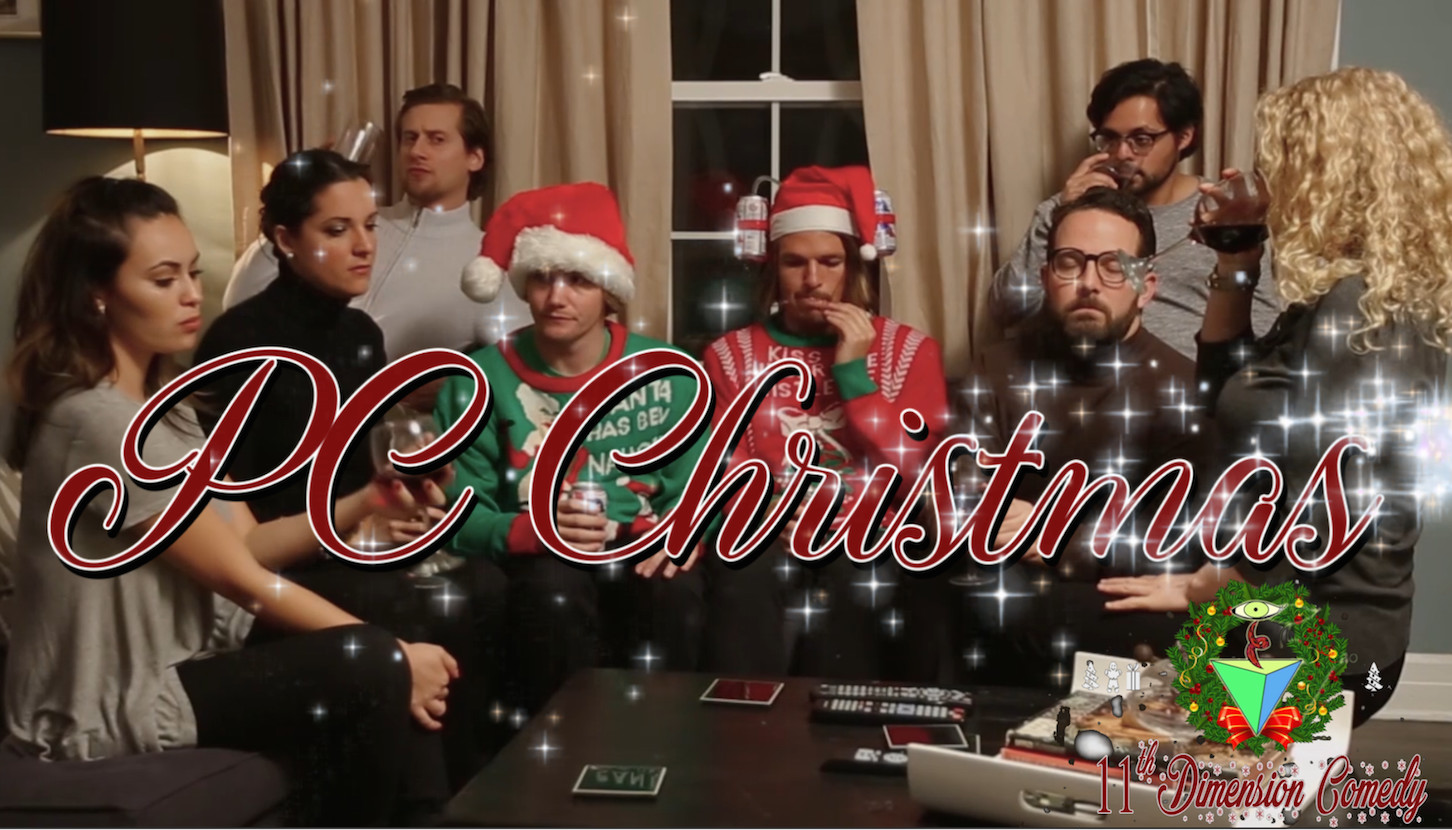 NEW Holiday Comedy Sketch! PC CHRISTMAS