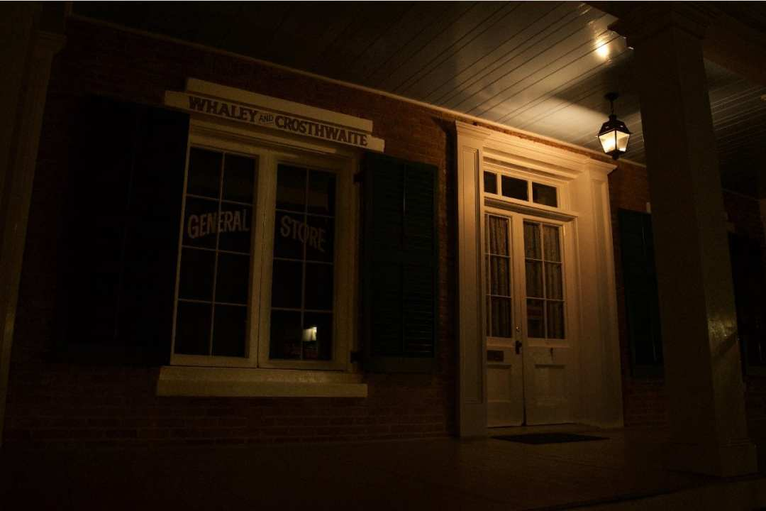 Whaley and Crosthewaite store in the Whaley House