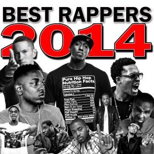 best-rappers-2014
