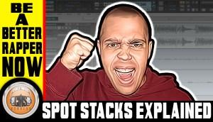 Recording Rap Vocals: Spot Stacks Explained
