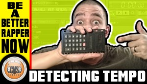 How To Rap: Detecting Tempo
