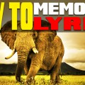 how_to_memorize_lyrics