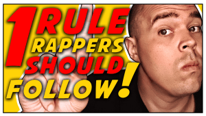 The Only Rule Rappers Should Follow