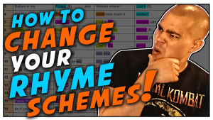 Changing Rhyme Schemes | How To Transition Into A New Rhyme Scheme Perfectly!