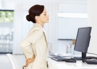 women back pain