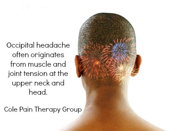 The fireworks of an exertional headache