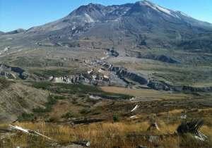 Mt. St. Helens debris flow
