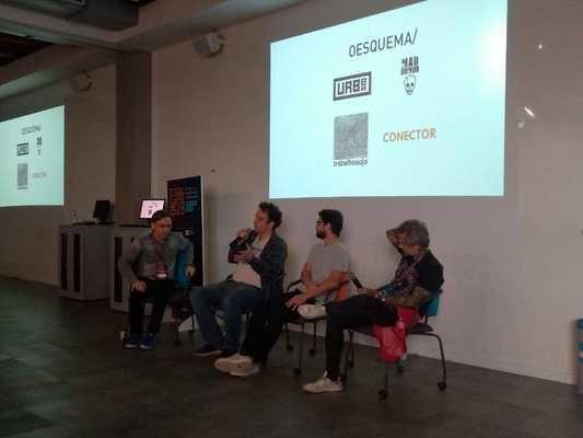 No FIC19, coletivo O Esquema traz bate-papo sobre conteúdo pós-redes sociais