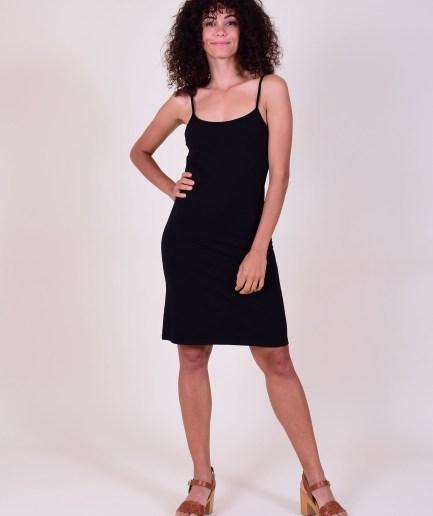 Dany Robe Under Dress Black La Fee Maraboutee