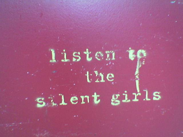 Listen to the Silent Girls by occ4m