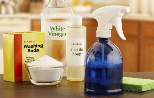 Vinegar is Useful for Cleaning