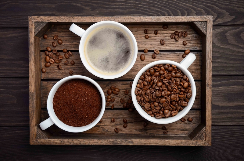 Coffee Vs. Energy Drinks: Coffee is a healthy and natural way to get caffeine