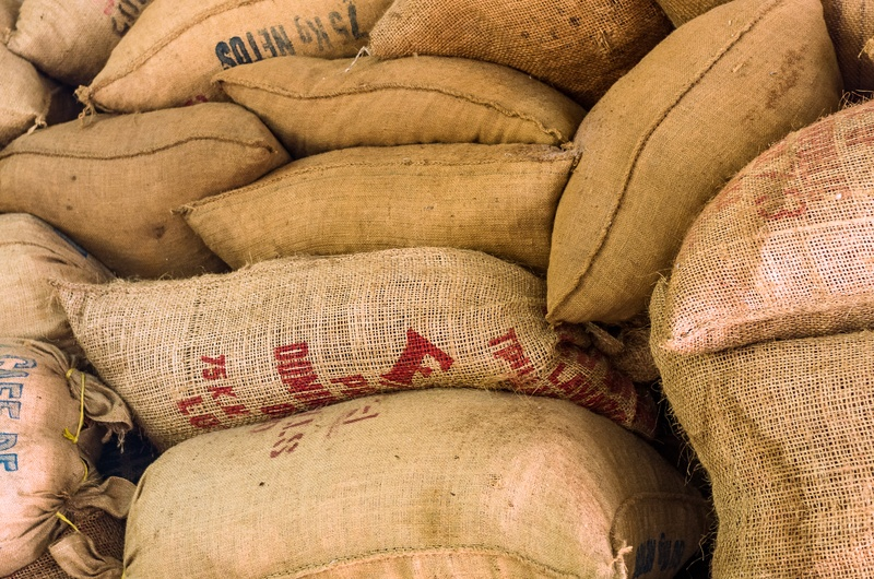 Roasted Coffee Beans in Coffee Storage Bags: How to Store Your Coffee by Coletti Coffee