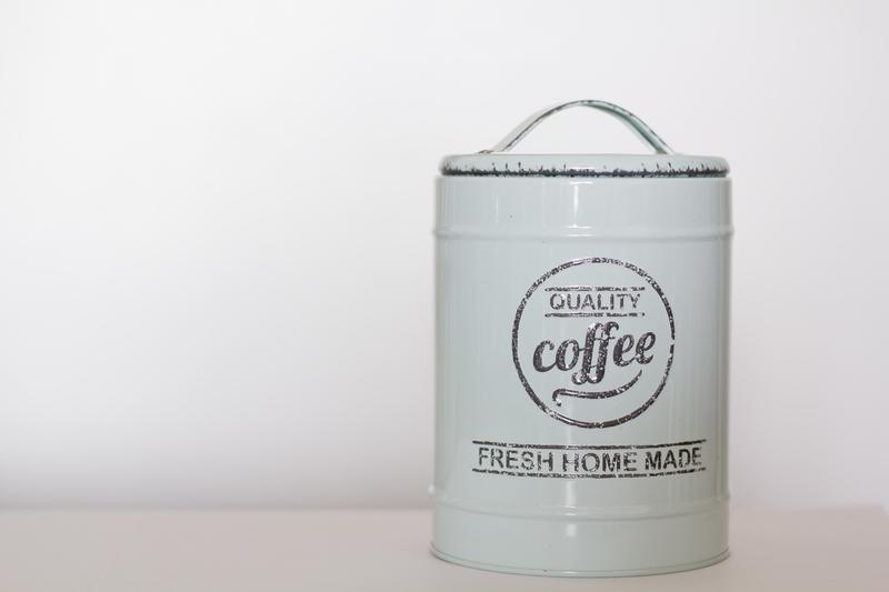 Coffee Canister: How to Store Your Coffee by Coletti Coffee