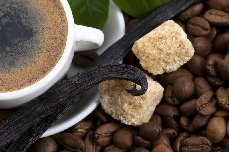 Make Your Own Flavored Coffee with Natural Ingredients by Coletti Coffee
