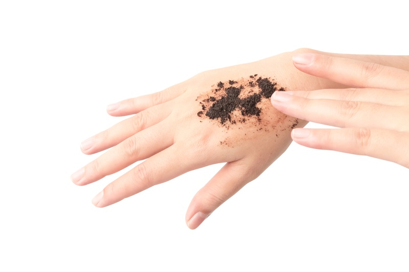coffee grounds for beauty treatments Coletti Coffee