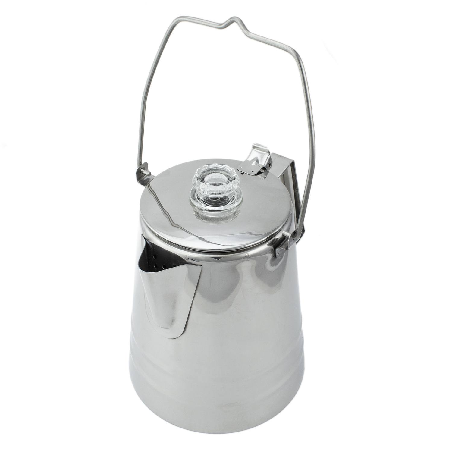 Butte Camping Percolator