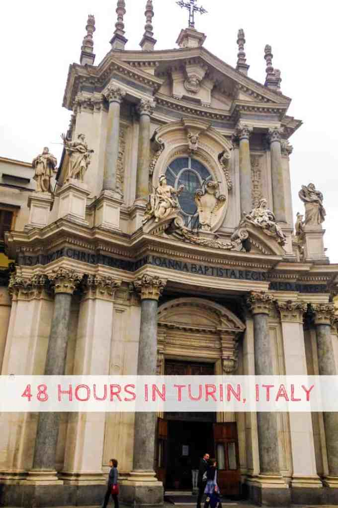 48 hours in Turin, Italy   Where to eat, drink and stay for a short trip to Turin, Italy! Ultimate Torino Travel Guide! Experience Torino like a local. #turin #torino #borolo #piedmont #Italy #travel #italian #Italia