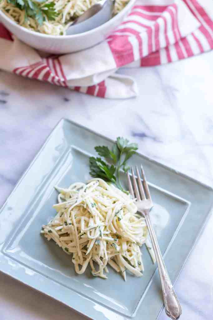 Celery Root Remoulade (Video!) + An AMAZING French Culinary Vacation Giveaway!