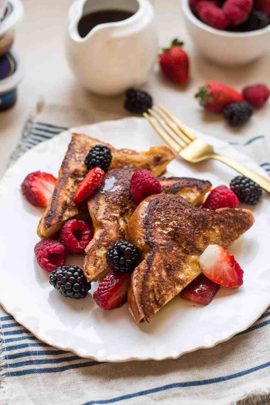 Stuffed French Toast (Video!)