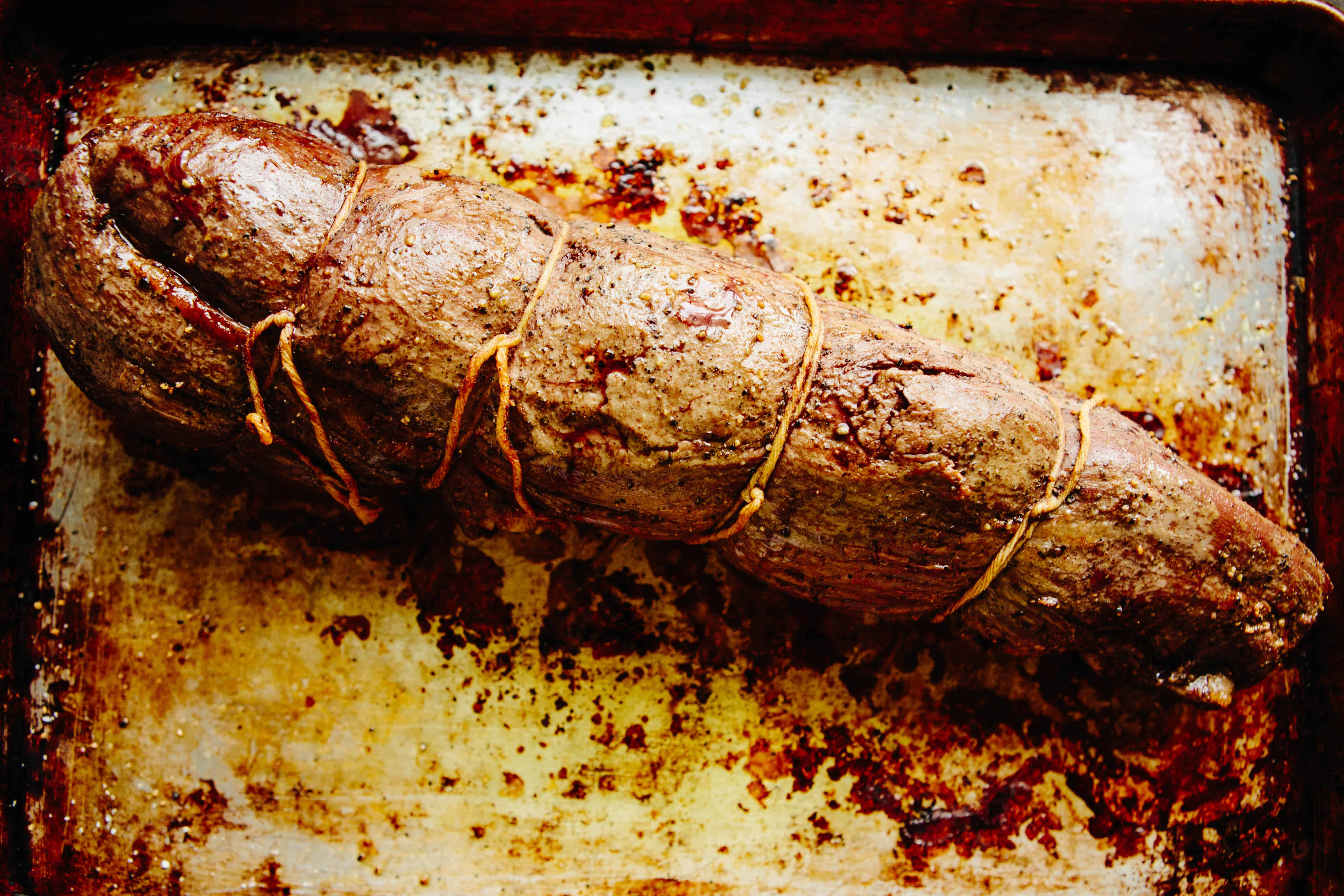 Whole Roasted Beef Tenderloin Coley Cooks