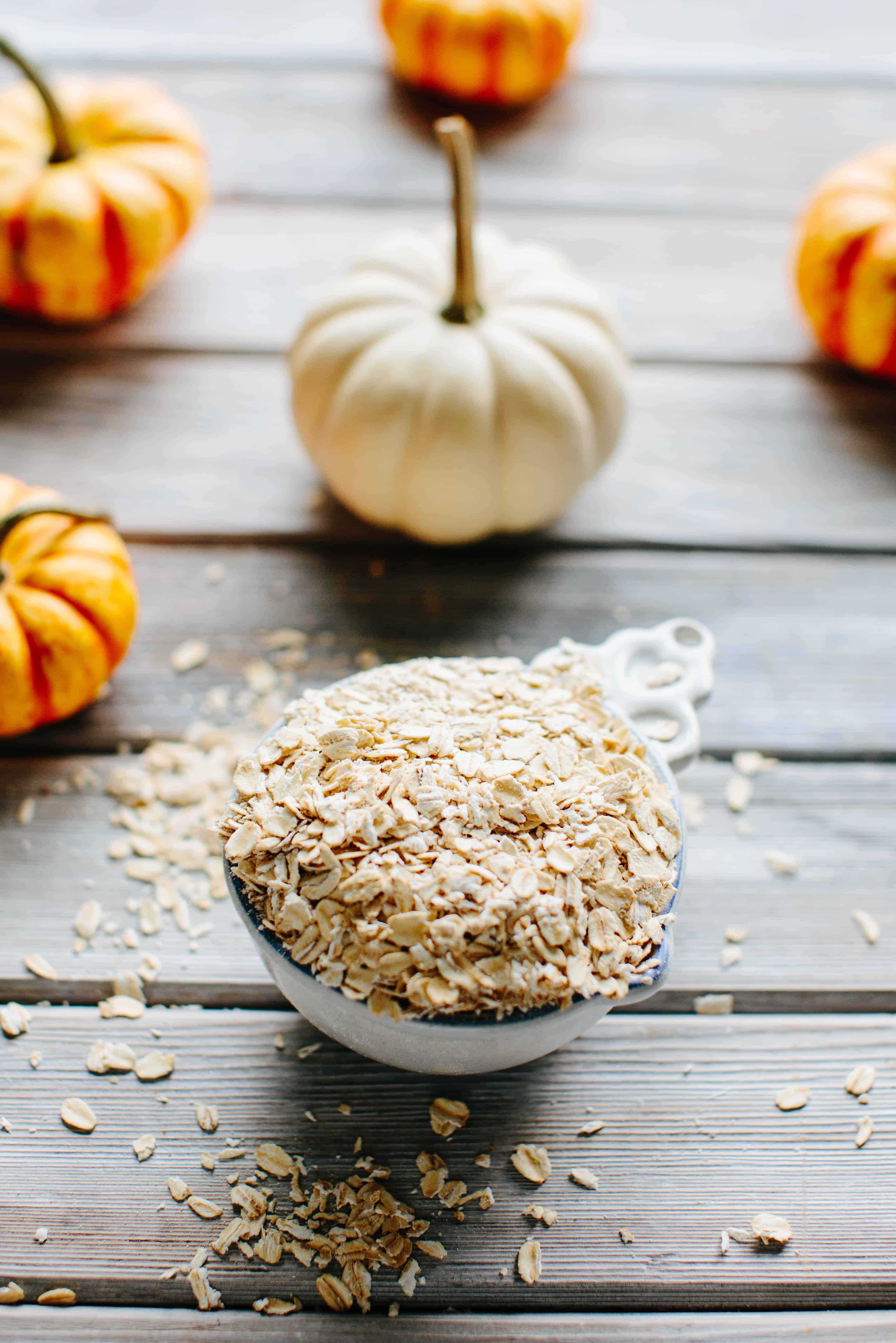oats and pumpkin