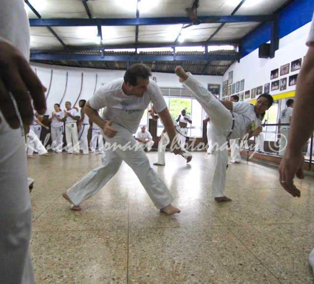 Mestre Paulinho Sabia, Professor's Workshop