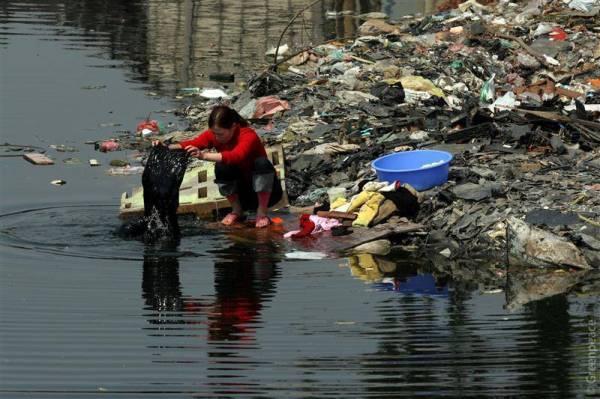 Фото загрязнение воды — От Земли до Неба