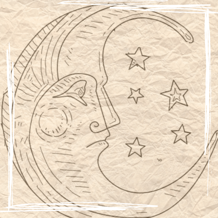 Meditations for The Moon Card