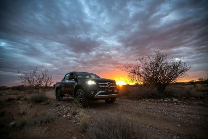 X-Class sunset
