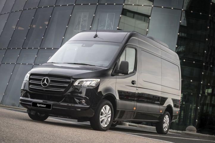 Sprinter Markteinführung: 100% für Dich:  Marktstart des neuen Mercedes-Benz Sprinter in Deutschland  null