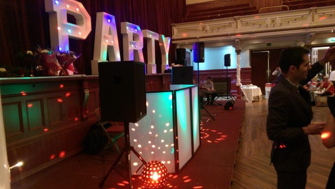 Paisley Wedding DJ